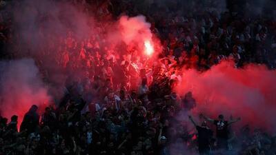 Arrestan a aficionados holandeses en Turín previo al Juventus-Ajax