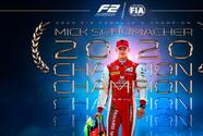 ¡Continúa el legado! Mick Schumacher llegará como campeón a F1