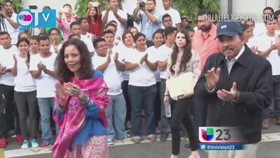 Preocupados nicaragüenses en Miami ante posible elección de Rosario Murillo a la vicepresidencia