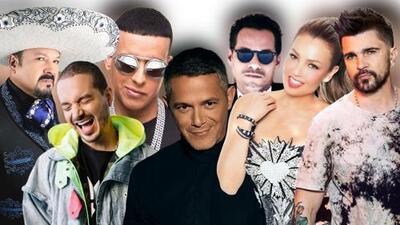 Premio Lo Nuestro se supera en 2019: estas son las estrellas que cantarán en la gran gala de Univision