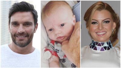 Matías está bien: el bebé de Julián Gil y Marjorie de Sousa supera un mes sin emergencias médicas