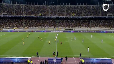 Highlights: MOL Vidi at AEK Athens on August 28, 2018