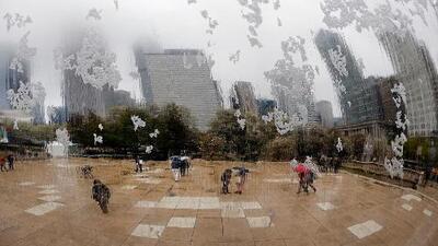 Lluvia, mezcla invernal y temperaturas en los treinta grados es lo que nos espera en Chicago este martes
