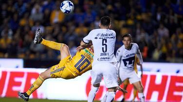 Gol de Gignac a Pumas, entre los candidatos al Premio Puskas