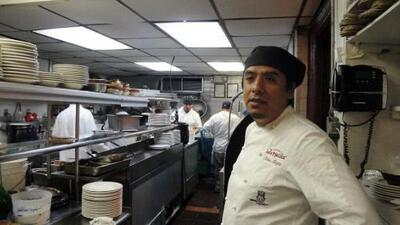 Muere reconocido chef mexicano en NY