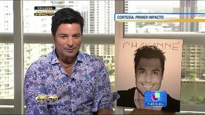 Chayanne paró la entrevista al recordar a su fallecida madre