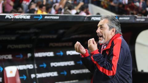 """Tomás Boy sobre la situación de Chivas: """"Magia no puedo hacer"""""""