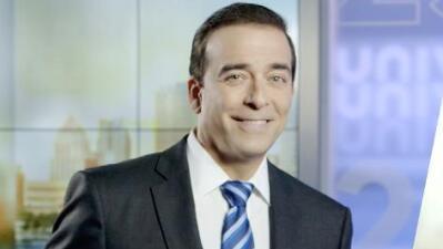 Ambrosio Hernández, presentador principal de Univision Miami