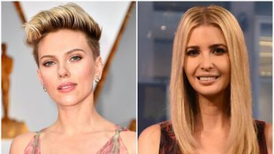 Scarlett Johansson imita a Ivanka Trump en SNL