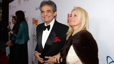 """""""El amor de mi vida se me fue"""", dice la viuda de José José tras el fallecimiento del cantante"""