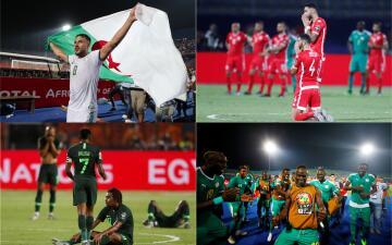 En fotos: Senegal y Argelia disputarán la Final de la Copa Africana de Naciones
