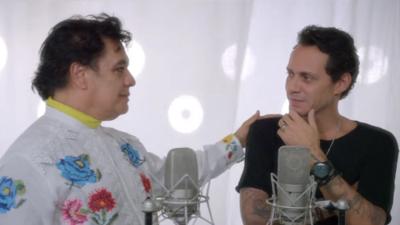 Los mejores duetos de Juan Gabriel