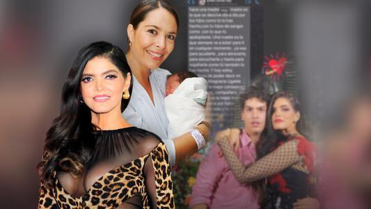 Hijo de Mariana Levy agradece a Ana Bárbara por llenar vacío que dejó su mamá