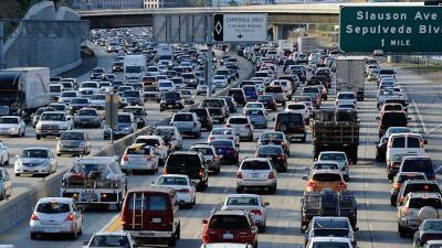 Estos son los días y horas con más tráfico durante el 4 de julio