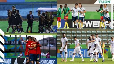 Mexico pierde y complica su pase en el Mundial Sub-17