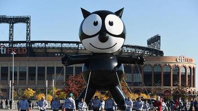 El regreso del gato Félix y qué más esperar de esta parada de Acción de Gracias de Macy's