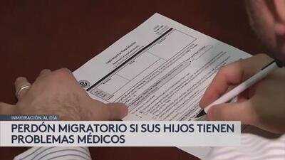 Inmigración Al Día: tener hijos con problemas médicos no siempre detiene la deportación