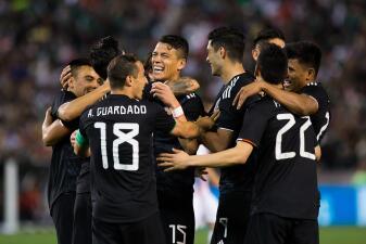 En fotos: ¡Inmejorable debut del 'Tata' Martino! El Tri le ganó 3-1 a Chile con su nuevo técnico