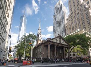 En fotos: Explora los edificios más antiguos de la ciudad de Nueva York