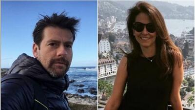 Eduardo Videgaray derrama su dolor en las redes tras el funeral de su esposa
