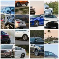 Los 10 modelos más vendidos en Estados Unidos durante 2016