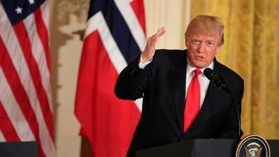La perversa predilección de Trump por los noruegos