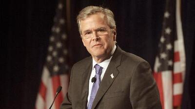Jeb Bush anunciará oficialmente su candidatura a la presidencia