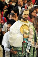 La devoción a San Judas Tadeo
