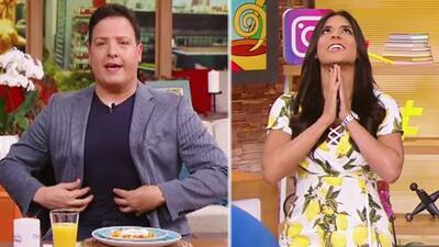 DAEnUnMinuto: Raúl está motivado a lucir como Gabriel Soto, y Francisca quiere ser 'la novia del año'