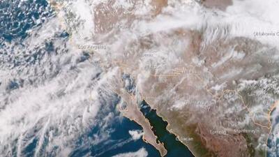 Tormenta ARk podría traer un escenario apocalíptico a California