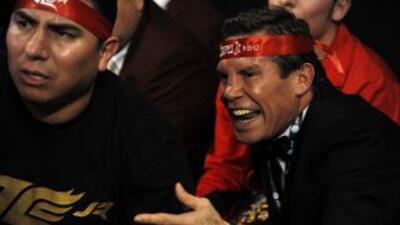 Julio César Chávez no opinará más de su hijo