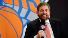Dueño de los NY Knicks se recupera al coronavirus, dona plasma
