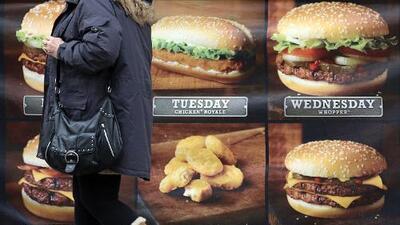 Los 'pantanos alimentarios': el verdadero problema de EEUU al luchar contra la obesidad