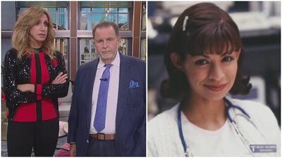 """""""Una verdadera tragedia"""": Lili y Raúl lamentaron la inesperada muerte de Vanessa Marquez, la actriz de 'ER'"""