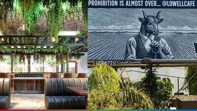 Abren en California el primer café especializado en marihuana