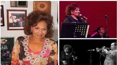 Fallece la cantante puertorriqueña Lucy Fabery