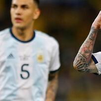 Hasta dos años de sanción podría recibir Messi por parte de la Conmebol