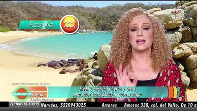 Mizada Acuario 01 de noviembre de 2017