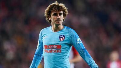 Griezmann contemplaría dejar al Atlético de Madrid e irse al Barcelona