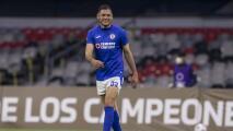 Pablo Aguilar renovará por un año con el Cruz Azul