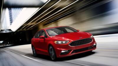 Detroit 2016: Para el 2017 el Ford Fusion gana más que una cara bonita