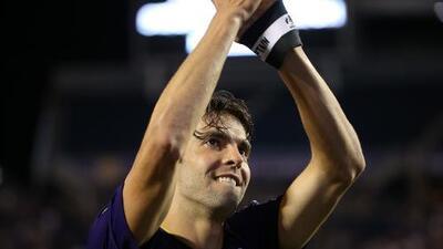 Usuarios de Snapchat eligieron a Kaká como el capitán del Equipo de las Estrellas de la MLS