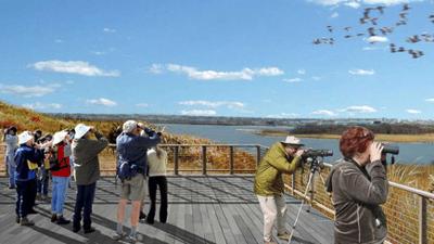 El nuevo parque que Nueva York está construyendo donde alguna vez hubo 150 millones de toneladas de basura