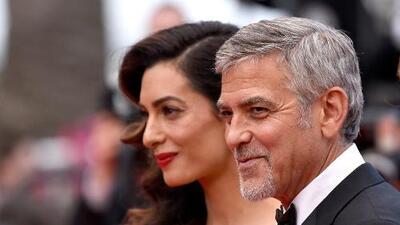 George Clooney podría convertirse en padre de gemelos