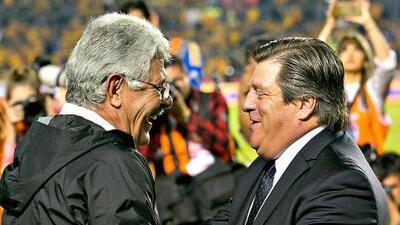 'Tuca' Ferretti y 'Piojo' Herrera, entre luz y sombra de Semifinales