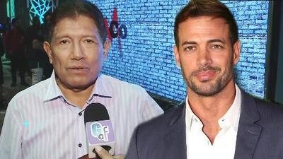 """A siete meses de tacharlo de """"malagradecido"""", Juan Osorio invita a William Levy a uno de sus proyectos"""