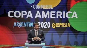 Colombia sería sede única para organizar la Copa América