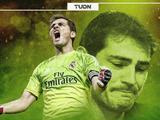 Keylor y Courtois, los porteros que han hecho 'olvidar' el legado de Casillas