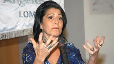 Alejandra Guzmán revela el nombre al presunto ladrón que vació su caja fuerte