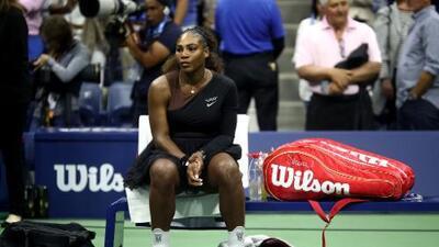 La WTA se pone del lado de Serena Williams y pide igualdad en el tenis